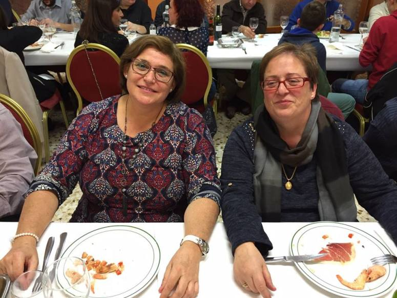 2015_12_06 CESM Calanda-Teruel Dami y Carmen Peris